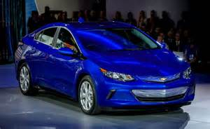 2017 chevy volt release date redesign price trims car