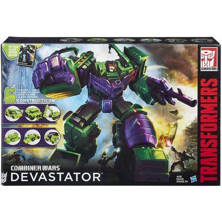 transformers combiner wars devastator action figure