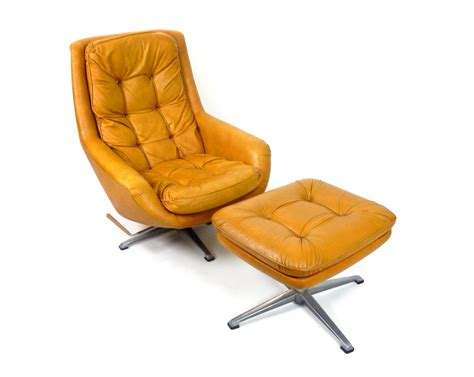 Swedish Chair by Mid Century Modern Overman Swedish Lounge Chair By