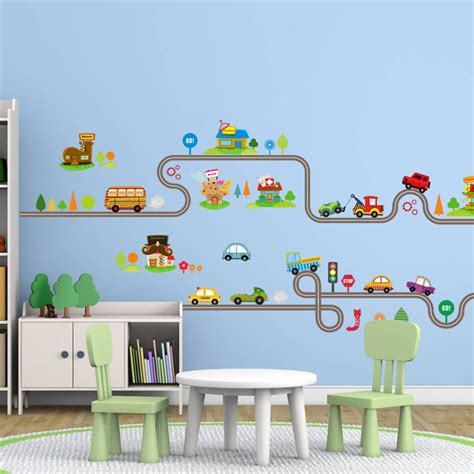 cars wall sticker popular wall stickers cars buy cheap wall stickers cars