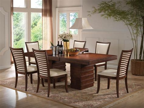 Table De Salle A Manger Blanche 1263 by Acme Furniture 5 Pc Pacifica Dining Set In Cherry Table