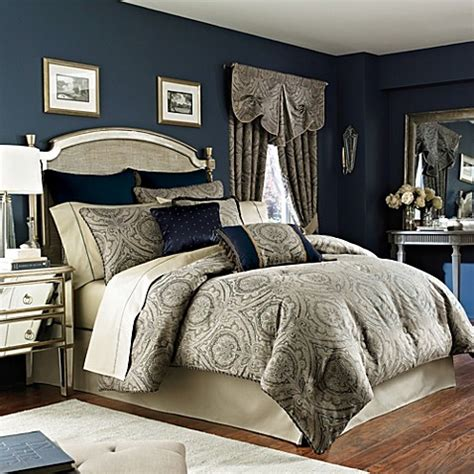 croscill bedding collection croscill hannah 4 piece comforter set bed bath beyond