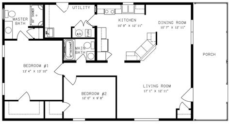 simple floor plan with dimensions simple house blueprints with measurements datenlabor info