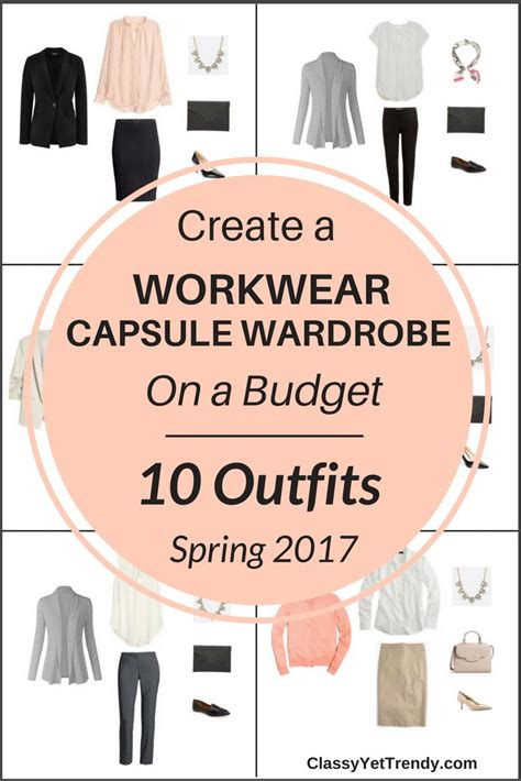 Work Wardrobe On A Budget by 1000 Ideas About Professional Wear On