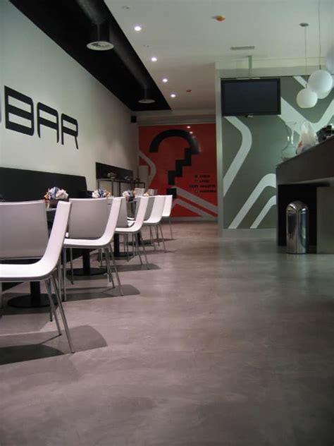 pavimenti per bar pavimentazione in resina ideale per lounge bar idfdesign