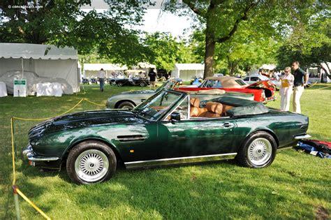 aston martin sedan 1980 1980 aston martin v8 volante image