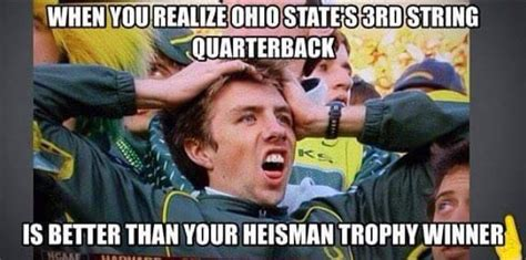 Funny Ohio State Memes - the ultimate collection of college football memes before kickoff