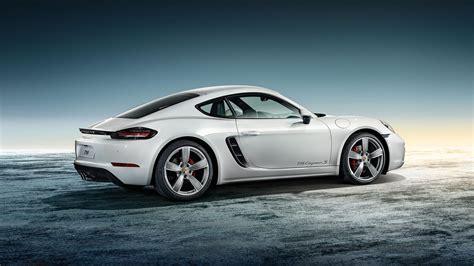 Porsche Exclusive by Porsche Exclusive S Enhancements For 718 Are Subtly