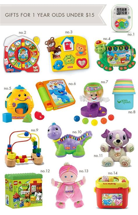 25 best ideas about 1 year old toys on pinterest one