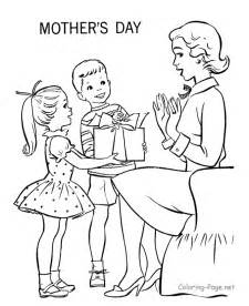 mothers day coloring sheets free happy s day coloring pages