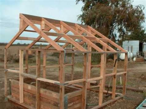 building a basic low cost greenhouse sj ranch