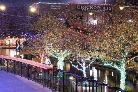 christmas lights holiday plays and winter festivities