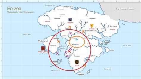 louisiana downs map ffxiv story lore thread