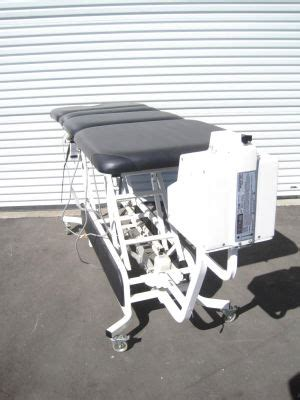 traction table for sale dynatronics hlt4 traction table for sale
