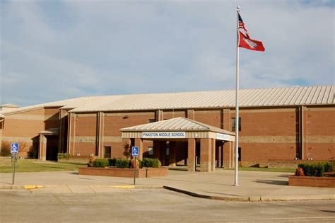 pinkston community mountain home ar schools