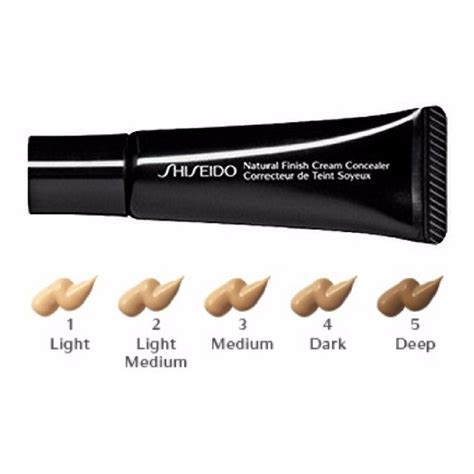 Shiseido Finish Concealer shiseido finish 5 10 ml u