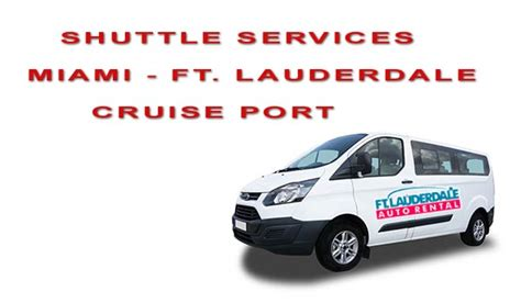 Port Of Miami Rental Car Drop by Fort Lauderdale Auto Rental Car Rental Fort Lauderdale