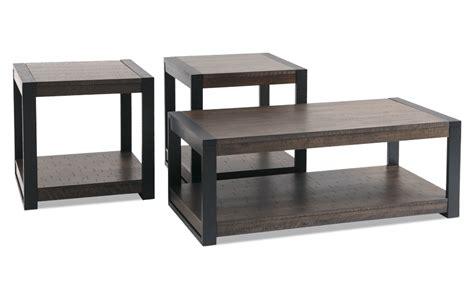 carson coffee table set bob s discount furniture