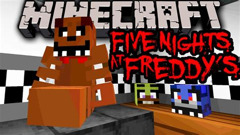 Minecraft 5 Nights At Freddy S Mod Showcase Five Nights At Freddy S » Home Design 2017