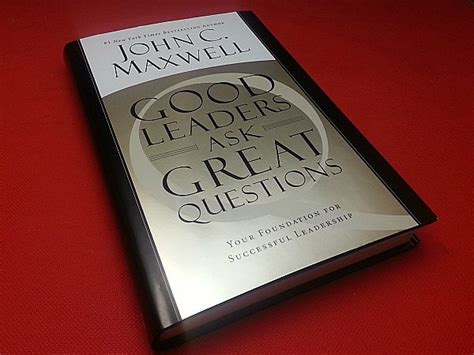 Leaders Ask Great Questions Your By C Maxwell Ebook leaders ask great questions by maxwell likes this