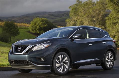 ff msrp dramatic and unconventional nissan murano stands out in