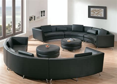 round sectional couch round sectional sofa for unique seating alternative