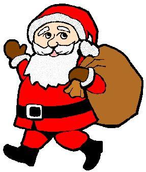 clipart natalizie clip babbo natale mr webmaster webgrafica