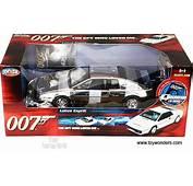 ERTL JoyRide 007 Chase Car  James Bond Lotus Esprit 118