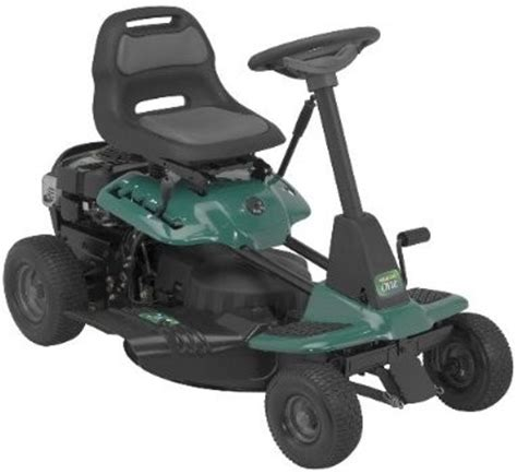 landscape weed eater one riding lawn mower we261 reviews tool rank com