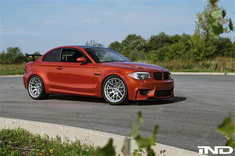 Bmw Orange by Valencia Orange Bmw 1m Tuned By Ind Distribution