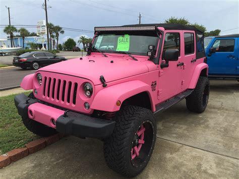 jeep rubicon 2017 pink fotos gratis deporte coche rueda jeep cami 243 n
