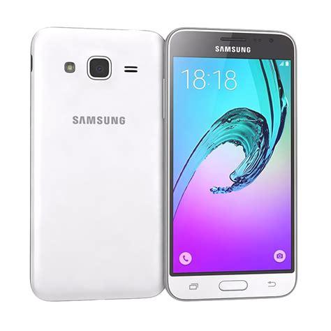 Samsung Galaxy J3 Smartphone White jual weekend deal samsung galaxy j3 2016 smartphone white harga kualitas terjamin