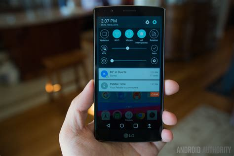 lg g4 looking back at the lg g4 android authority