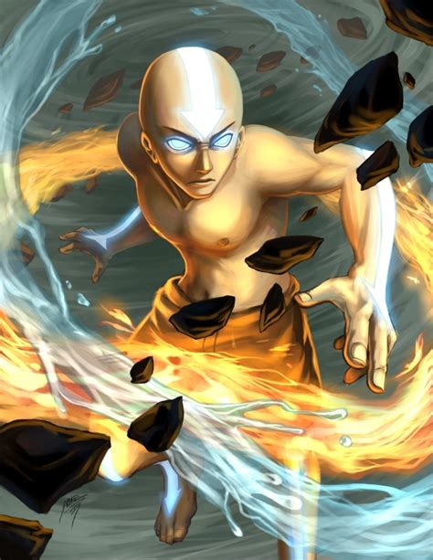 the avatar avatar aang images avatar aang hd wallpaper and background