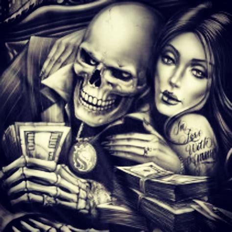 inkd up art ogabel money love fortheloveofmoney