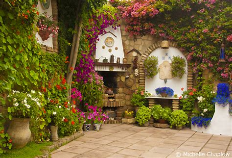 Courtyard Home by An Informative Guide To The City Of Cordoba Andalucia Com