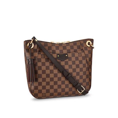 Lv Handbag Bn958 2 south bank besace damier ebene canvas handbags louis vuitton