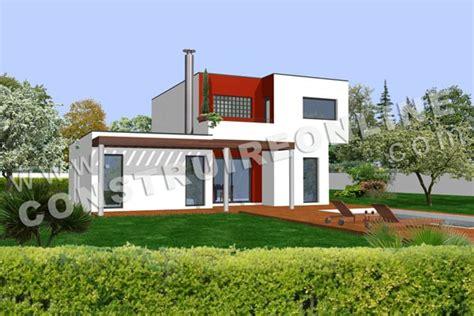 Home Design 3d 2 Etage by Vente De Plan De Maison Contemporaine