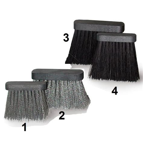 spazzole per camini spazzole scopino di ricambio v150 per scopini caminopoli