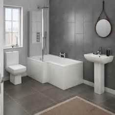 complete bathroom suites amp packages victorian plumbing complete shower bath suite with 2 screens right hand