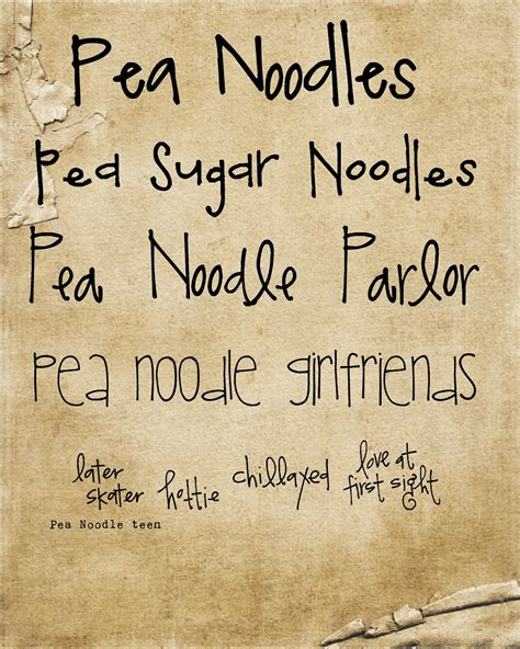 free doodle handwriting fonts doodlecraft my handwriting fonts