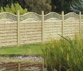 trellis top fence panels omega lattice trellis curved top fence panel free delivery