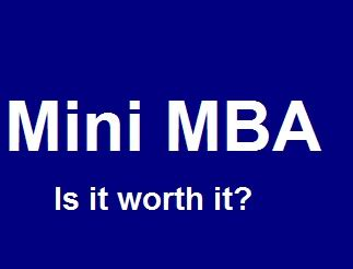 Mini Mba Ranking what are the benefits of a mini mba mba spectrum