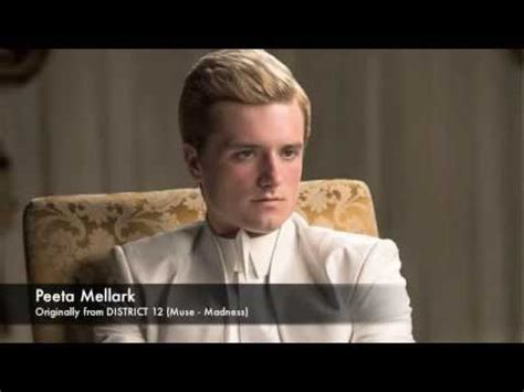 hunger games theme song the hunger games mockingjay part 1 character theme