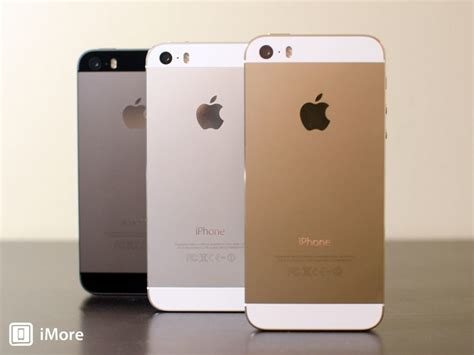 5s colors iphone 5s photo comparison gold silver and space gray