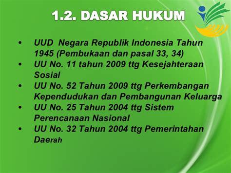 Uu Ri No 32 Dan 33 Tahun 2004 Tentang Otoda 2004 2010 kemsos direktur design kependudukan