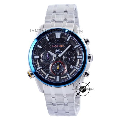 Jam Tangan Casio Bull Racing harga sarap jam tangan edifice efr 537rb 1a infiniti redbull