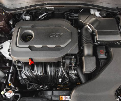 Kia Turbo Engine а Few Updates To 2017 Model Year For Kia Optima