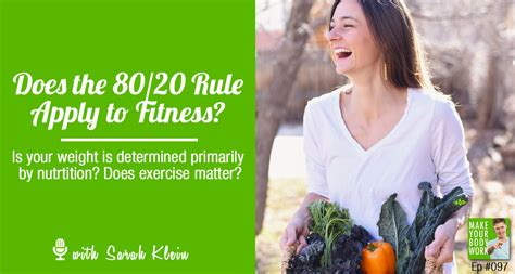 weight loss 80 20 rule is the 80 20 rule true for weight loss make your work