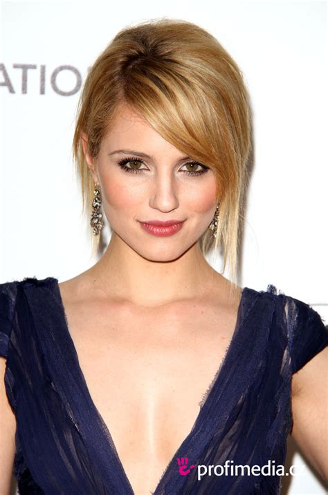 Dianna Agron Hairstyles by Dianna Agron Hairstyle Easyhairstyler